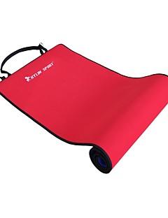 7 mm tweekleurige omkeerbare yogamat voor sit-up oefening