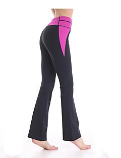 Yoga Pants Fundos / Calças Elástico em 4 modos / Sensação de Sustentação / Compressão por Partes Natural Stretchy Wear Sports Mulheres