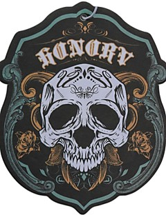 HONORV™ The Car Home Furnishing Solid Perfume Oil Jasmine Scented Green Tea Charm Lasting Fragrance