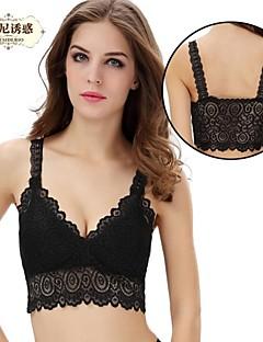 Dnyh® women's Small vest wrapped chest belt lace bra bra