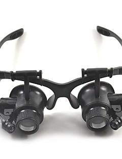 Fernglas / Lupen Generisches / High Definition / Steuersatz 10X / 15X / 20X / 25X 15mm Kunststoff