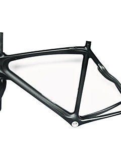 Neasty Brand 700C Full Carbon Fiber Frame and Fork 3K Matte Carbon Black 48/50/52/56CM