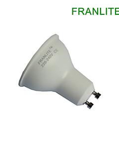 Spot Blanc Chaud FRANLITE 1 pièce MR16 GU10 9 W 15 SMD 3022 810 LM AC 100-240 V