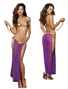 Exotic Arabia Girls Chiffon Female Sexy Uniforms
