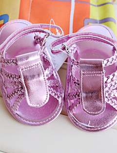 Baby Shoes Wedding/Dress/Casual Synthetic Sandals Purple