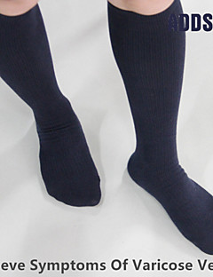 Socks / Compression Socks Bike Breathable / Compression Men's / Unisex Cotton / Elastane / Chinlon