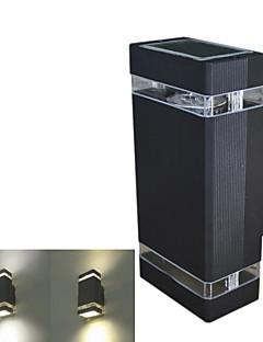 1 stuks GU10 8 W Krachtige LED LM Warm wit/Koel wit Wandverlichting AC 85-265 V
