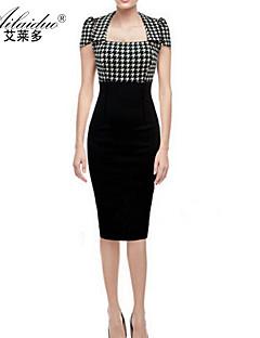 yuntuo®color dopasowanie sukni postać z eleganckiej atmosferze kobiet sukni