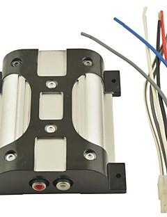 H201 Car Auto Tweeter to RCA Port High Low Amplifier Converter Audio Filter