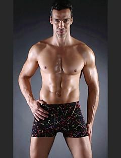 בגדי ריקוד גברים נושם פוליאסטר אלסטיין חליפת צלילה בגדי ים-חוף אביב קיץ חורף סתיו קלאסי