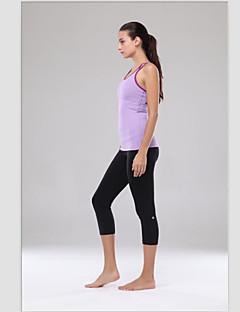 yoga fitness lopende pakken met de borst pad ademende / UV bestendig / sneldrogend / anatomische ontwerp / antistatisch / wicking
