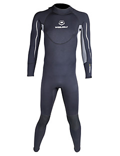 Winmax® Men's Drysuits Full Wetsuit Waterproof Breathable Thermal / Warm Quick Dry Insulated Compression Neoprene Diving Suit Long Sleeve
