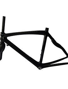 RB-NT28+FK-NG28 Neasty Brand 700C Full Carbon Fiber Frame and Fork 3K/12K Weave 50/52/56CM Carbon Black