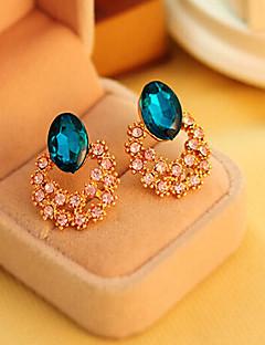 Kristal luksuzni nakit imitacija Diamond Zlato zaslon u boji Jewelry Za