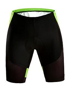 Wosawe® Bermudas Acolchoadas Para Ciclismo Unissexo Respirável / Secagem Rápida / Antibacteriano / Reduz a Irritação / Tapete 3D Moto