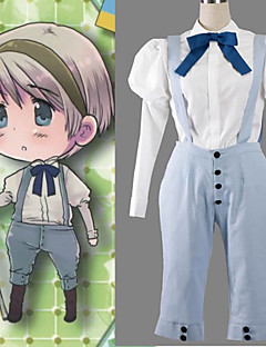 Disfraces Cosplay - Hetalia - de Otros - Top/Leotardo/Corbata -