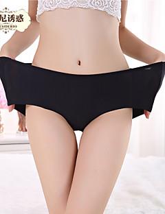 Dnyh® women's Adding fertilizer to increase ice silk seamless underwear