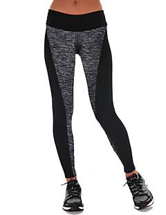 Damen Hose - Leger Sport Baumwoll-Mischung Unelastisch