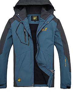 Randonnées Hauts/Tops Homme Etanche / Respirable / Séchage rapide / Pare-vent / Garder au chaud Automne / Hiver 100 % PolyesterVert /