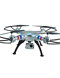 Syma X8G Drone 8.0MP HD Camera RC Quadcopter 4CH 6 Axis 2.4G 360 Flip Big Size Strong Power