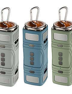 Outdoor Bluetooth Speaker OP1006 With FM Radio LED Lighting Music Player Audio Speaker