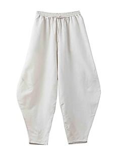 מכנסיים יוגה תחתיות / מכנסיים נושם / ייבוש מהיר / נגד חשמל סטטי נשמט קשיחות בגדי ספורט לנשים אחרים יוגה / פילאטיס