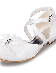 Tacchi-Tempo libero Casual-Light Up Shoes-Basso-Raso-Bianco