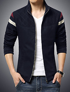 Men's Fashion European And American Style Casual Slim Jacket