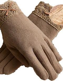 LYZA woman wool warm gloves