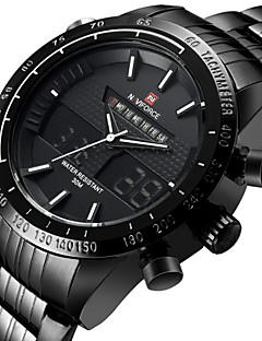 NAVIFORCE® Luxury Brand Fashion Men's Watches Waterproof Quartz Watch Montre Men Military LED Calendaer Wrist watch Stopwatch Unique Watch