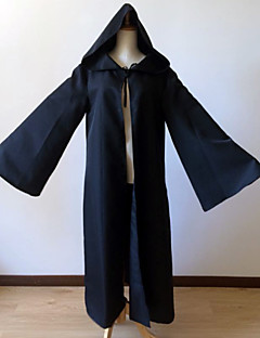 Star Battle Cosplay Costumes / Party Costume Super Heroes / Soldier/Warrior / Movie/TV Theme Costumes Movie Cosplay Brown / Black Solid Cloak / Acc