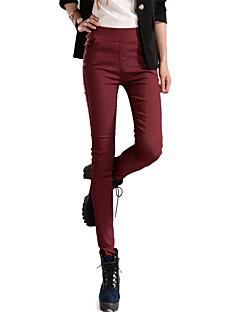 cintura alta BODYCON de sagetech®women calças finas (mais cores)