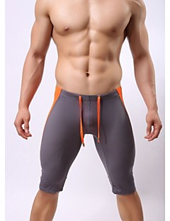 Men's Running Pants/Trousers/Overtrousers Bottoms Breathable Summer Fall/Autumn Yoga Taekwondo Climbing Exercise & Fitness Badminton Beach