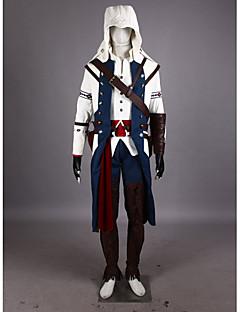 Inspirado por Assassin's Creed Connor Cosplay Costumes