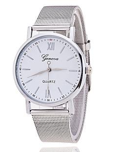 Xu™ Dámské Módní hodinky Křemenný Kov Kapela Minimalistické Stříbro