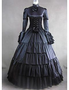 верхняя продажа платье Gothic Lolita партия старинные викторианские бэлль платье