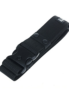 Tooling Armed Training Tactical Belt Outdoor Canvas Belt