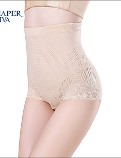 Shaperdiva Women's  Lace Butt Lift Shapewear High Waist Body Shaper Control Panties