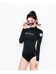 Outros®Ioga tops Secagem Rápida / wicking Elasticidade Alta Wear Sports Ioga / Fitness / Natação / Mergulho / Corridas / Surfe / Corrida