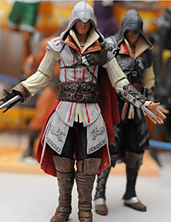 Assassin's Creed Ezio PVC Anime Action Figures Model Legetøj Doll Toy