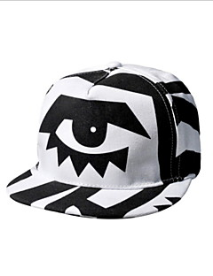 2016 Europe Hip Hop Zebra Eye Cap