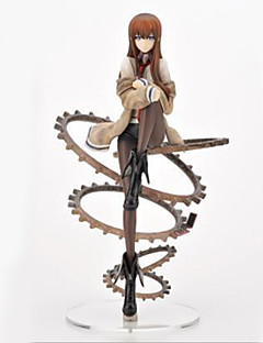 Steins Gate Anime Action Figure 24CM Model Toys Doll Toy