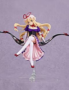 Touhou Project Annat PVC Anime Actionfigurer Modell Leksaker doll Toy