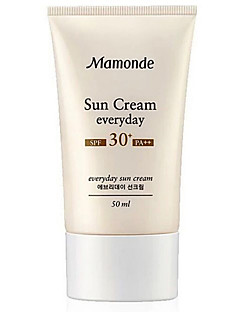 Sonnenschutz Sonnenschutz Sonnenschutz Gesicht Cream Mamonde