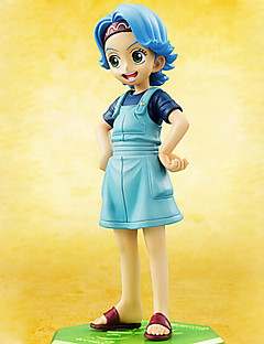One Piece Andre 11CM Anime Action Figures Model Legetøj Doll Toy