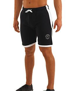 Corrida Shorts / Fundos Homens Respirável / Alta Respirabilidade (>15,001g) / Permeável á Humidade / Secagem RápidaExercicio e Fitness /