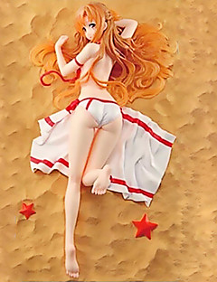 Sword Art Online Asuna Yuuki 28CM Anime Action Figures model Toys Doll Toy