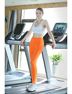 Yoga Pants Fundos Respirável / Compressão Alto Elasticidade Alta Wear Sports Others Mulheres Outros Ioga / Pilates / Fitness / Corrida