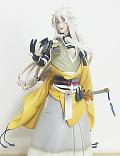 Sword Flurry Anime Action Figure 24CM Model Toy Doll Toy