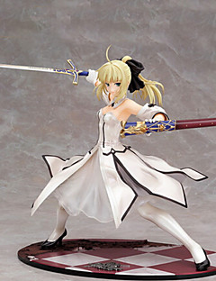 Fate/stay night Saber 23CM Anime Action Figures Model Toys Doll Toy